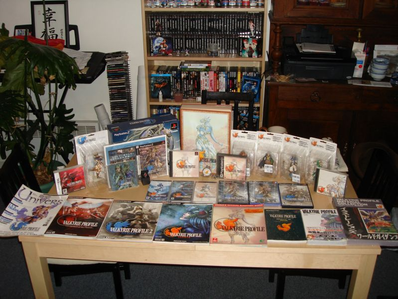 Collection Valkyrie Profile dans Jeux Video vpall